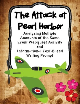 The Pearl Harbor Attack: Multiple Accounts of the Same Eve