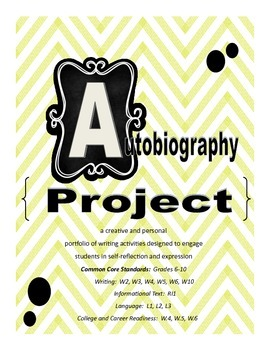 The Autobiography Project, a project-based collection of i