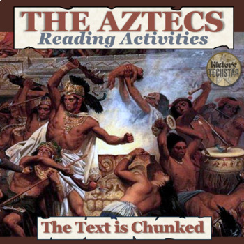 The Aztecs Reading Activities