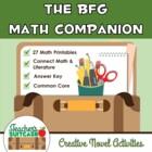 The BFG Math Companion {27 Printables, Answer Key & Common Core}