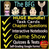 The BFG Unit Novel Study