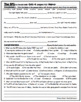The BFG Quiz 1 (Days 1-5)