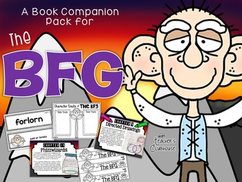 The BFG Read-Aloud Companion