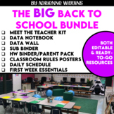 The BIG Back to School Bundle