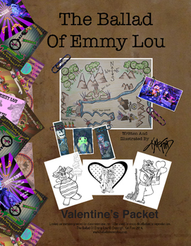 The Ballad Of Emmy Lou Valentine's Day Packet