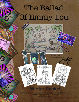 The Ballad Of Emmy Lou Winter Packet