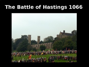 The Battle Hastings History and Quiz