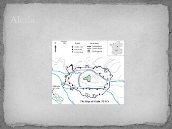 The Battle of Alesia (52 B.C.):  The Military Genius of Ju