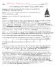 The Battle of Jericho: pgs 39-72 Synthesize Analyze Determ