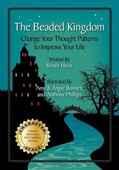 The Beaded Kingdom - author-signed book for teens and twee