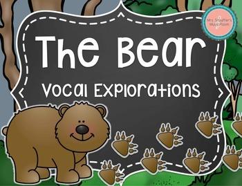 The Bear Vocal Exploration
