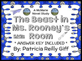 The Beast in Ms. Rooney's Room (Patricia Reilly Giff) Nove