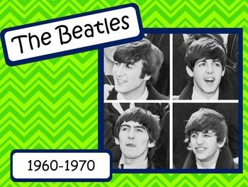 The Beatles Bundle: Musicians in the Spotlight