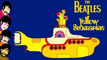 The Beatles - Yellow Submarine Recorder Arrangement