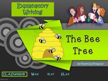 The Bee Tree by Patricia Polacco Text Talk