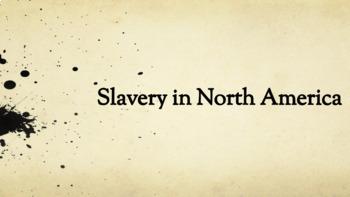 The Beginning of Slavery in America