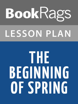 The Beginning of Spring Lesson Plans