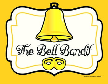 The Bell Bandit Reading Response Journal - Writing Notebook Pack