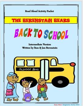 The Berenstain Bears Back to School Intermediate Activity Packet