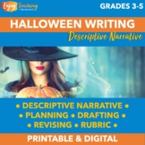 Halloween Writing - The Best-Dressed Witch