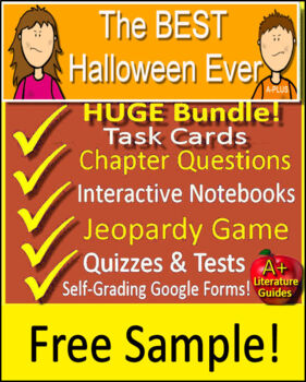 The Best Halloween Ever Free Quiz