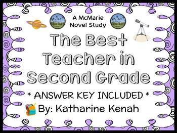 The Best Teacher in Second Grade (Katharine Kenah) Novel S
