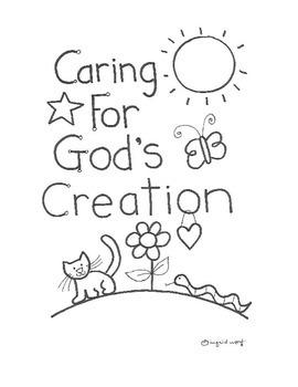 Christian / Catholic The Bible - The Creation
