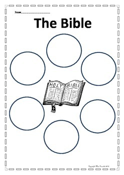The Bible Worksheet