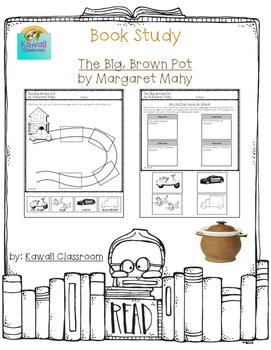 The Big, Brown Pot: Book Activities