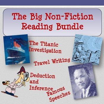 Access English: The Big Non-Fiction Reading Bundle