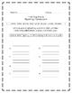 The Big Race, Journeys® First Grade, Unit Three Spelling Homework