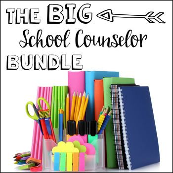 The Big School Counselor Bundle