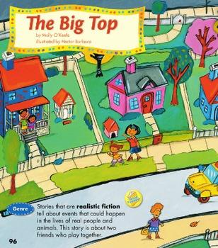 The Big Top Flipchart