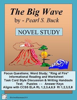 The Big Wave, Novel Study