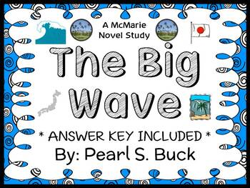 The Big Wave (Pearl S. Buck) Novel Study / Reading Comprehension