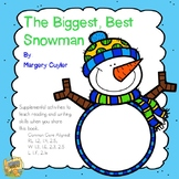 The Biggest, Best Snowman - Reading and Writing Activities