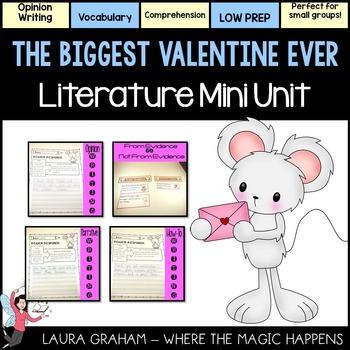 The Biggest Valentine Ever  Mini-Unit