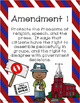 Bill of Rights--Graphic Organizers, Vocabulary, Interactiv