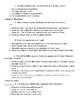 The Birchbark House Chapters 1-4 Quiz Multiple Choice