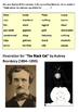 The Black Cat by Edgar Allan Poe Cloze Activity