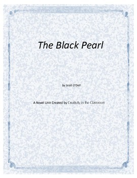 The Black Pearl Novel Unit Plus Grammar