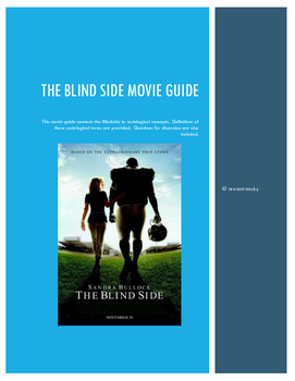 The Blind Side Movie Guide and Discussion Questions