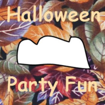 The Blob—Halloween Party Fun