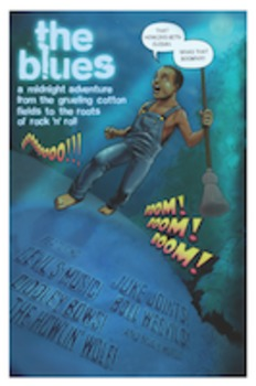 The Blues comic book 40-pack: exploring black history and