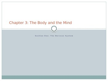 The Body and the Mind
