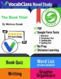 The Book Thief Novel Study Guide PDF | READING QUIZ | VOCA