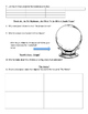 The Book Thief Part 6 Comprehension Questions