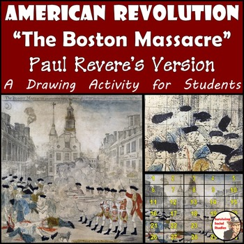 Boston Massacre - American Revolution - Recreating Paul Re