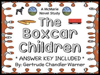 The Boxcar Children (Gertrude Chandler Warner) Novel Study