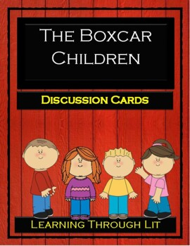 The Boxcar Children THE BOXCAR CHILDREN (Book #1) - Discus